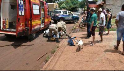 Homem é morto após ser atingido com golpe de foice na cabeça em Maracaju