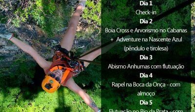 Verão combina com Bonito (MS), confira o 'Pacote Aventura' do Águas Turismo