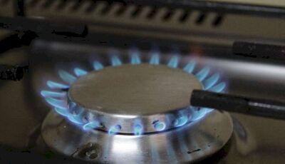Gás de cozinha vai ficar 6% mais caro a partir desta quinta-feira