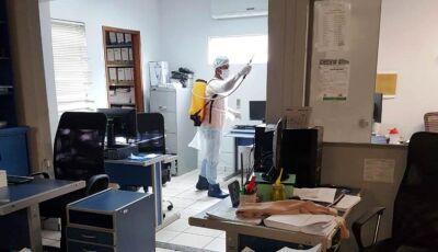Prefeita de Navirai fecha Paço Municipal após servidores testarem positivo para Covid-19