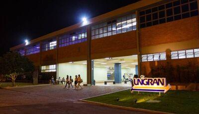 UNIGRAN informa sobre aulas presenciais em Dourados
