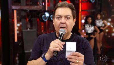 O último ano de Fausto Silva na Globo