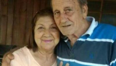 Casal de idosos superam a covid-19 e agradece orações em Glória de Dourados