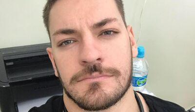 'Ele lutou até o final', diz irmã de médico de 28 anos, após quase um mês morreu de Covid-19