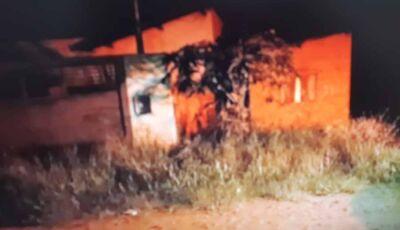 Casal é preso acusado de matar homem e queimar casa em Ribas do Rio Pardo