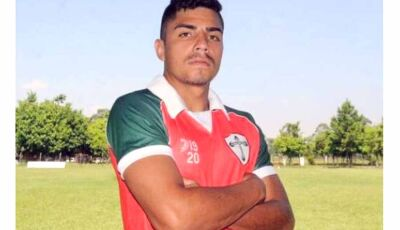 Atleta Junior Prego de Fátima do Sul é contratado pela Portuguesa de São Paulo