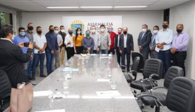 Eduardo Rocha compõe união de esforços para o não fechamento de Frigorífico em Coxim