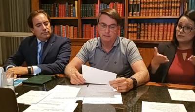 Presidente afirma Auxílio emergencial deve voltar em março, com parcelas de R$ 250