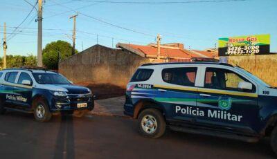 Ladrão invade comércio durante madrugada, confronta policial e é morto a tiros em MS