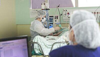 BOLETIM: Número de pacientes contaminados pelo novo coronavírus continua crítico em MS