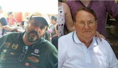 Pai e filho morrem de Covid-19 com poucas horas de diferença