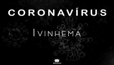Ivinhema registra 3 óbitos por coronavírus em menos de 24h