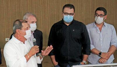 R$ 6,2 milhões: parte do socorro emergencial prometido a Dourados já está na conta da prefeitura