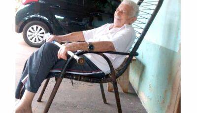 Pioneiro de Fátima do Sul completa 100 anos com quatro gerações, desfrutando de boa saúde