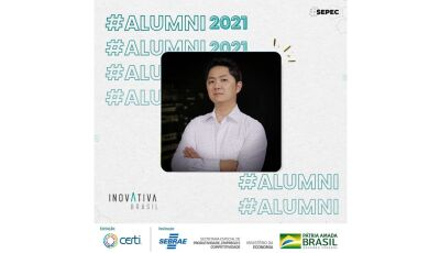 Diretor da Inova UNIGRAN assume a liderança do Inovativa Brasil no Centro-Oeste