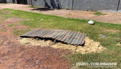 FEMINICÍDIO: Mulher é morta com facada nas costas