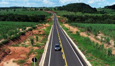 Governo já investiu R$ 4,6 bilhões em infraestrutura e segue com agenda de obras até o final de 2022