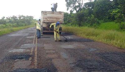 Estado prioriza a recuperação dos eixos rodoviários de escoamento da produção