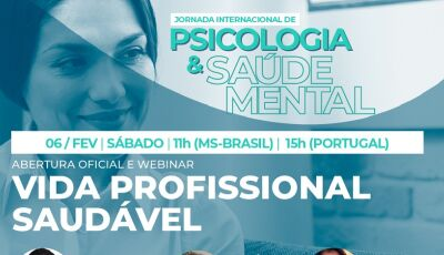 UNIGRAN realiza Jornada Internacional de Psicologia e Saúde Mental, confira a programação