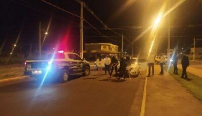 Em nova força-tarefa, polícia acaba com festa de rua e 90 vão parar na delegacia em Dourados
