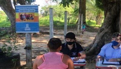 Parceria vai levar assist. documentação e benef. para 8 comunidades ribeirinhas na região pantaneira