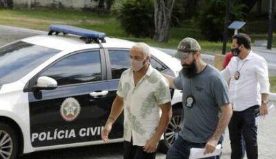 Cantor Belo é preso por show em escola estadual na Maré durante o carnaval