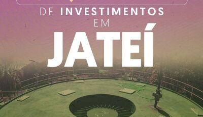 Governo de MS já investiu R$ 10,8 milhões em saneamento e infraestrutura em Jateí
