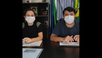 Confira como funcionará o TOQUE DE RECOLHER e a atual situação do CORONAVÍRUS em Vicentina