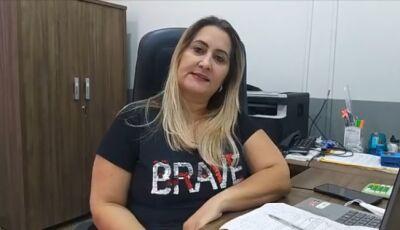 EM LIVE: Secretária de Saúde explica sobre vacinas e vacinação da covid-19 em Fátima do Sul