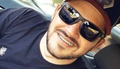 Amigos não acreditam, Cledson lutou bravamente pela vida, o Adeus vem das redes sociais em Jateí