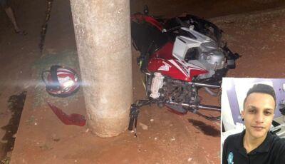 IVINHEMA: Jovem que sofreu acidente no domingo morre no Hospital da Vida em Dourados