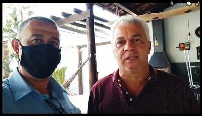 Deodápolis perde um filho que sempre lutou pelo bem estar da nossa população, lamentou Márcio Teles
