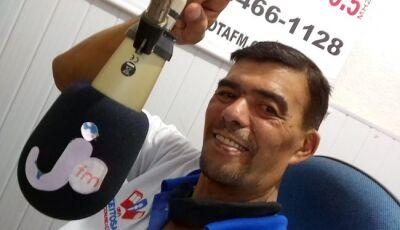 ANIVERSARIANTE DO DIA: Parabéns vai para o radialista Ricardo Marceno de Glória de Dourados