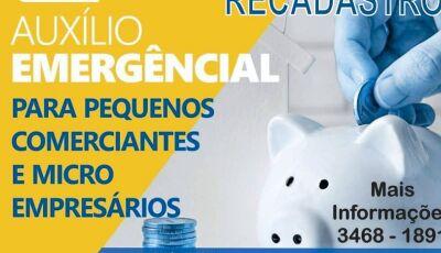 Cadastro e recadastro para mais 02 parcelas do auxílio de R$ 500 começa em Vicentina