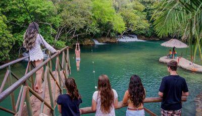 CNN Brasil mostra programa de TV sobre Bonito-Serra da Bodoquena como destino para todas as idades