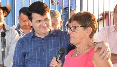 VICENTINA DE LUTO: 'Sua jornada é motivo de orgulho para todos nós', lamenta prefeito Marquinhos