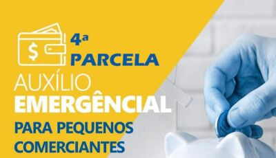 Prefeitura paga a 4ª parcela do Auxílio aos pequenos comerciantes e micro empresários em Vicentina