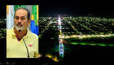 'Povo acolhedor e hospitaleiro', destaca vereador Barba ao parabenizar Fátima do Sul pelos 58 anos