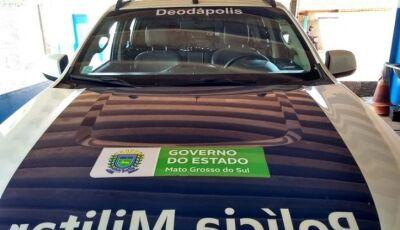NO BRAÇO: Mulher é agredida por socos e tapas pelo marido em Deodápolis