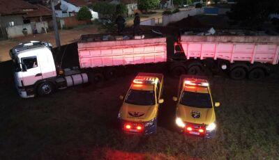 Polícia realiza maior apreensão de entorpecentes da história do Brasil e foi em Deodápolis
