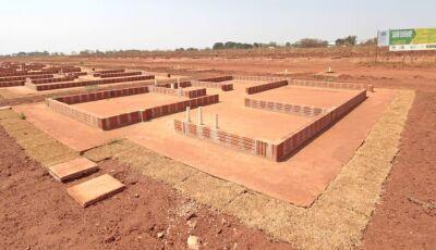 Pré-seleção da Agehab e Prefeitura contempla 50 famílias em Jateí