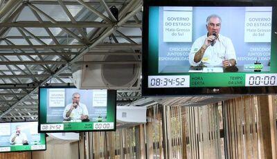 Governador lança campanha 'Desbravadores de destinos' para retomada do turismo e da economia