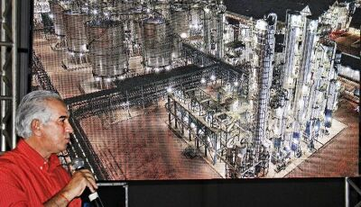 Com um investimento total de mais de R$ 2 bilhões, Inpasa lança segunda fase de obras em Dourados
