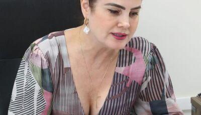 Deputada Mara Caseiro solicita pulverizador para produtores rurais de Jateí