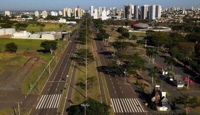 Com R$ 770 milhões investidos em infraestrutura pelo Governo do MS Capital ganha qualidade de vida