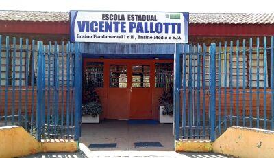 Aviso de Licitação na Modalidade Pregão Presencial da Escola Vicente Pallotti em Fátima do Sul