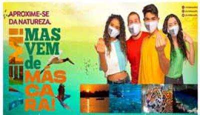 Turismo de Mato Grosso do Sul é destaque na WTM LA Virtual, um dos maiores eventos na América Latina