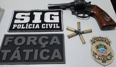 Quadrilha que planejava roubo milionário é presa em ação conjunta das polícias em Deodápolis