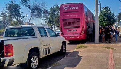 Em parceria com a ANTT, Agepan reforça operações para coibir transporte internacional irregular