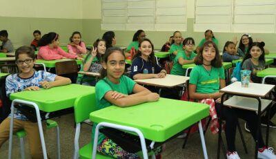 Estado vai capacitar professores das redes municipais e premiar melhores índices de alfabetização